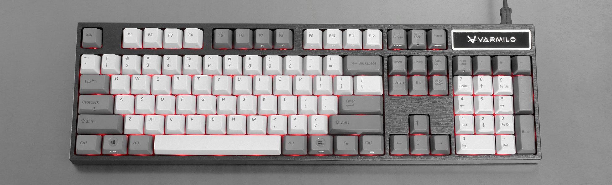 Varmilo VA104 Full Size Mechanical Keyboard