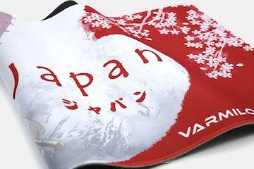 Varmilo World Flags Olympic Games Cloth Desk Mats