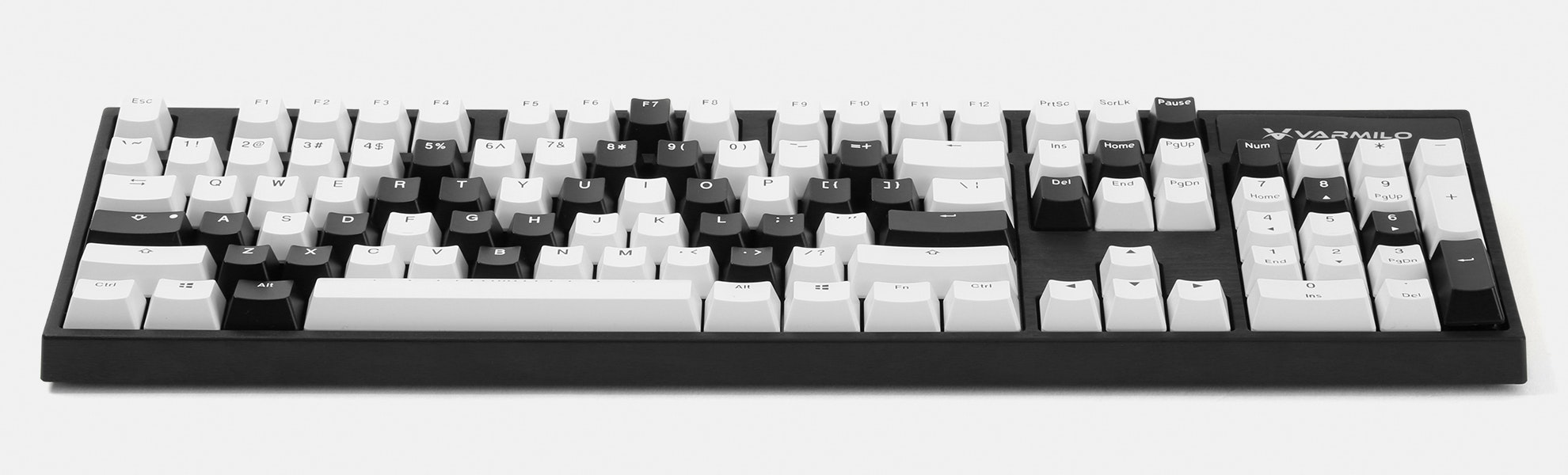 Varmilo 10th Anniversary Z104 Mechanical Keyboard