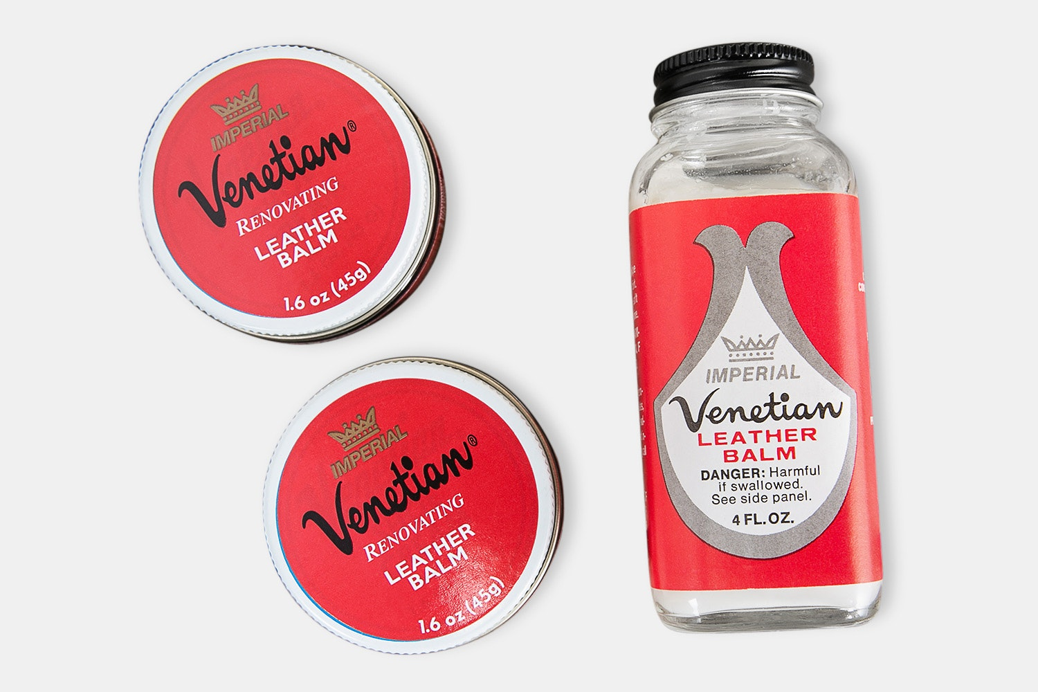 Venetian Leather Balm (3-Pack)