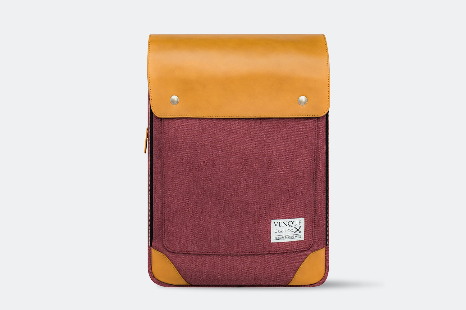 Venque Bags Flat Mini Backpack