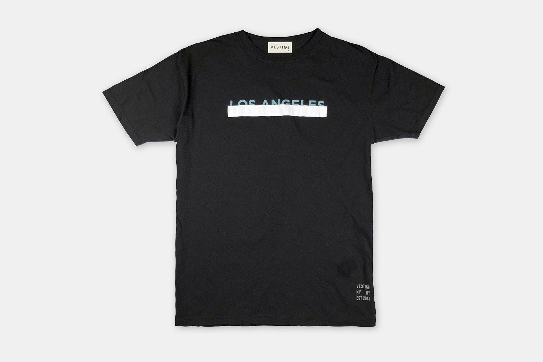 Los Angeles Overlap - Black