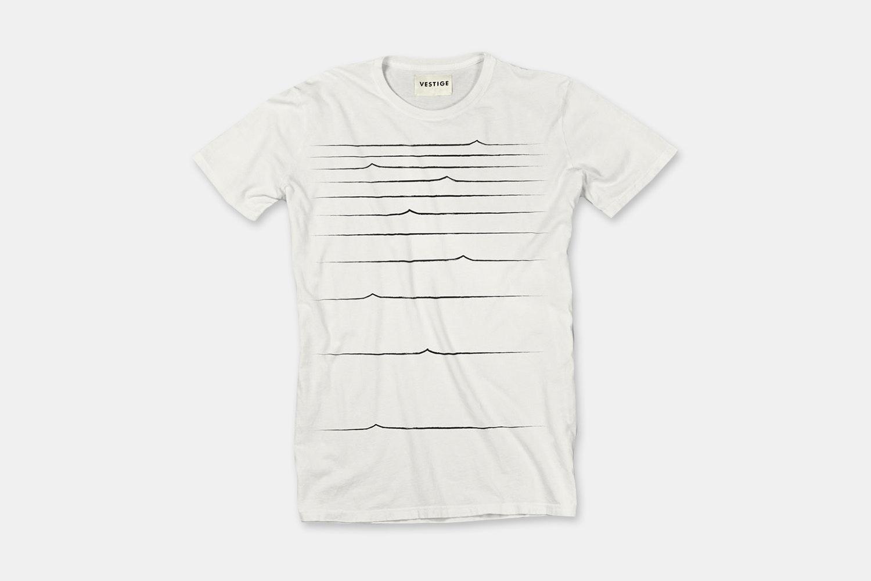 Line Wave - White