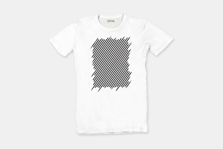 Minimal Lines - White