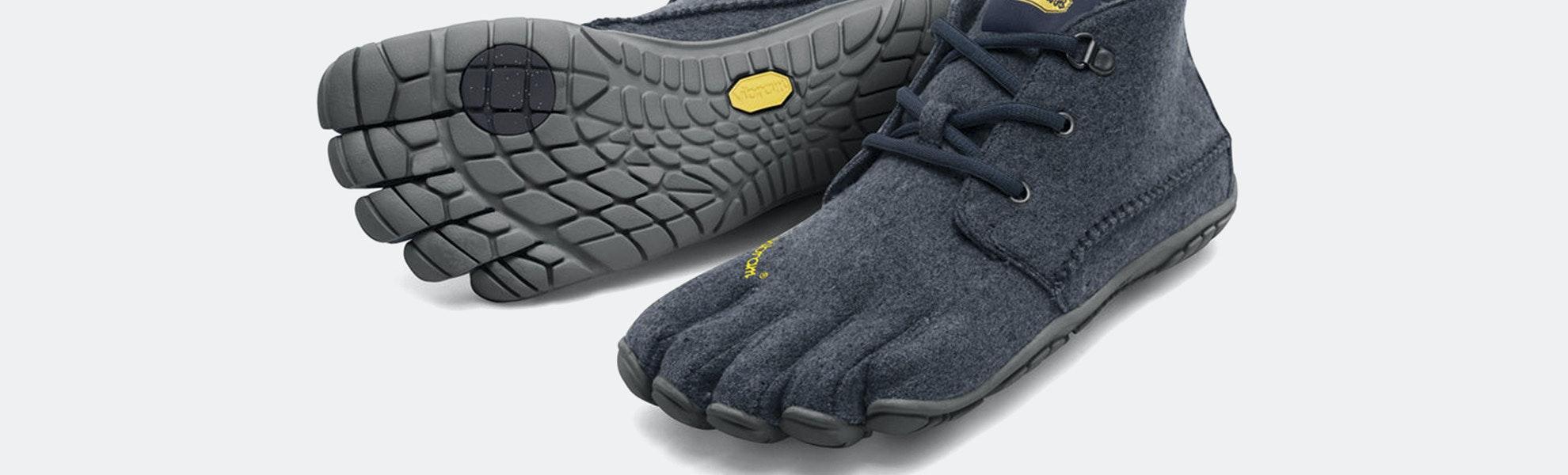 Vibram Five Fingers CVT Wool & Hemp Shoes