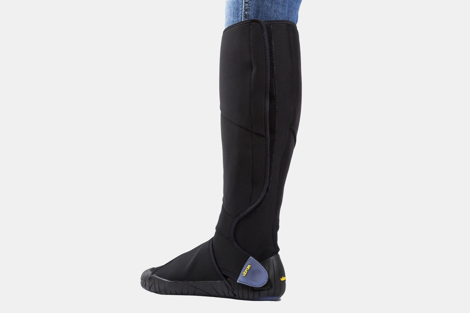 Neoprene High Black/Blue (+ $20)
