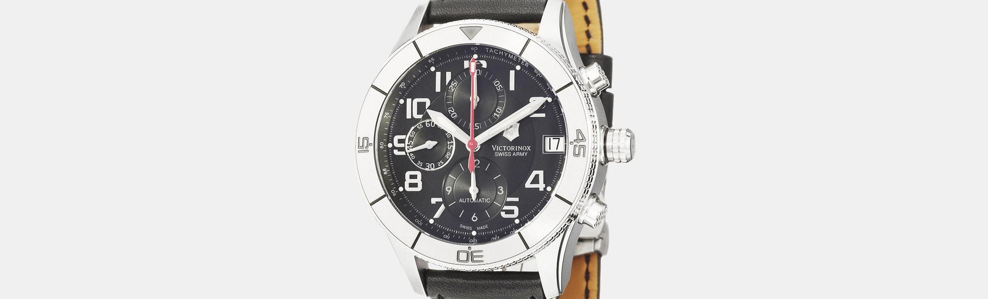 Victorinox Ambassador Automatic Chronograph Watch
