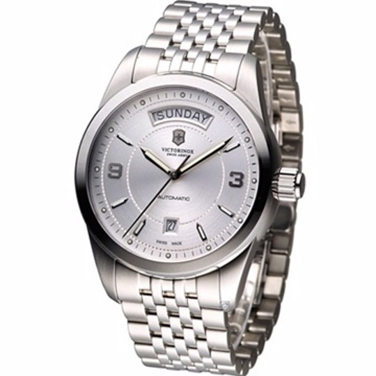 249073 - Silver dial