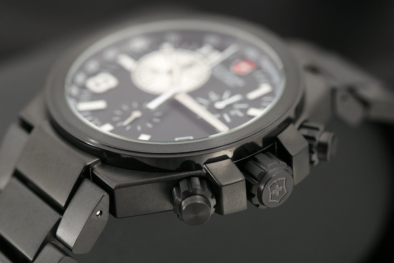 Victorinox Convoy Titanium Chrono Watch