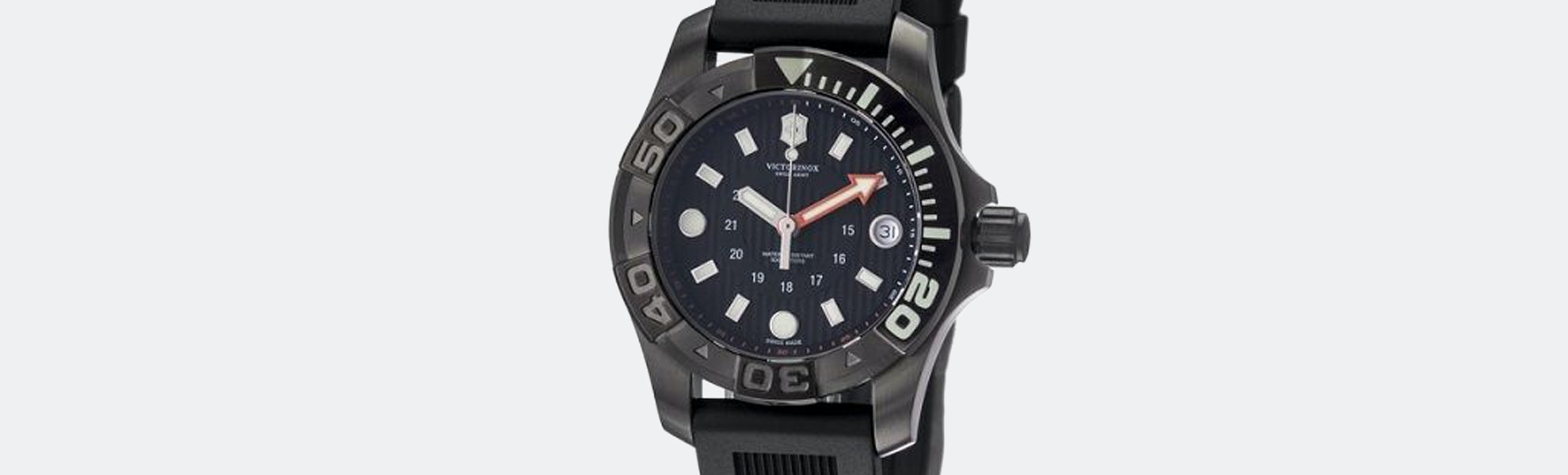 Victorinox Dive Master 500 Mid-Size Quartz Watch