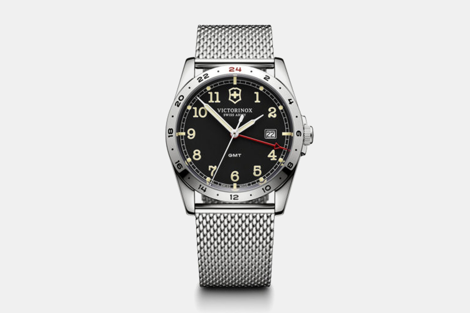 Victorinox Infantry GMT Quartz Watch