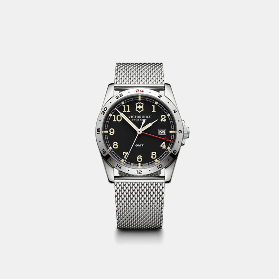 Victorinox Infantry GMT Quartz Watch – Flash Sale