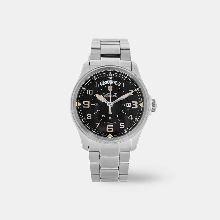 Victorinox Infantry Vintage DayDate Automatic Watch