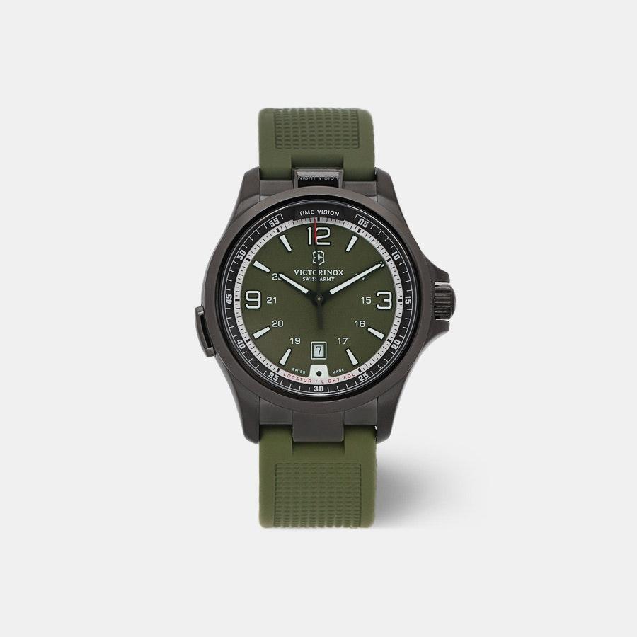 Victorinox Night Vision Quartz Watch