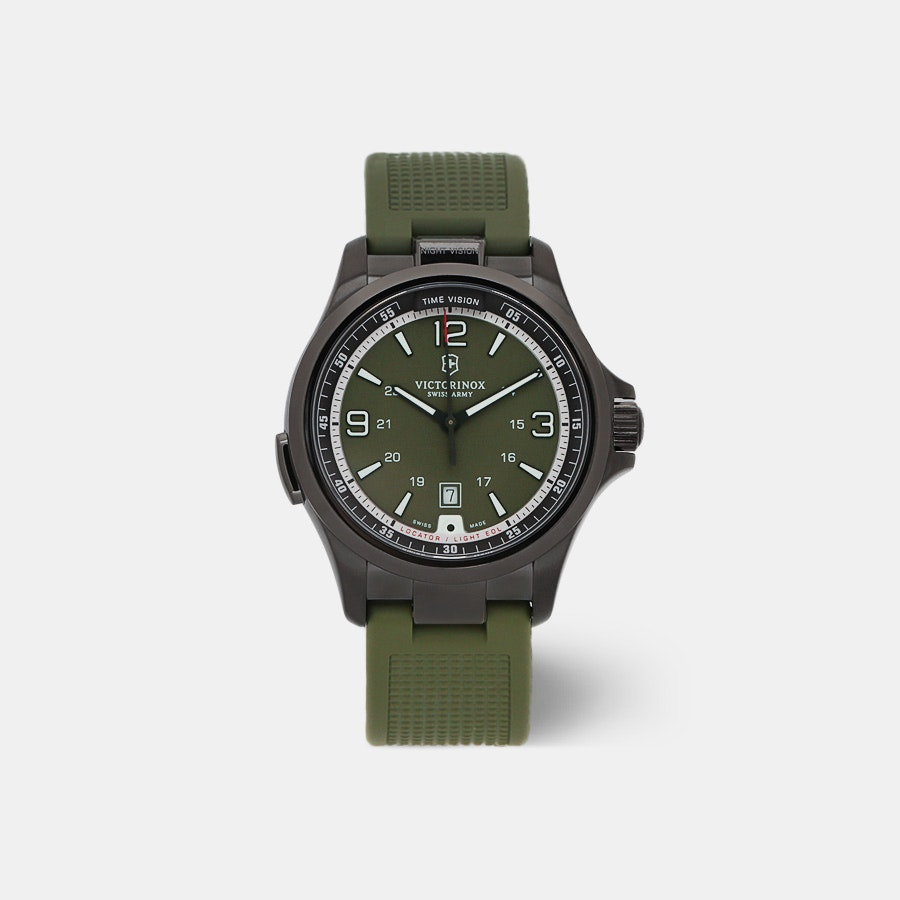 Victorinox Night Vision Quartz Watch