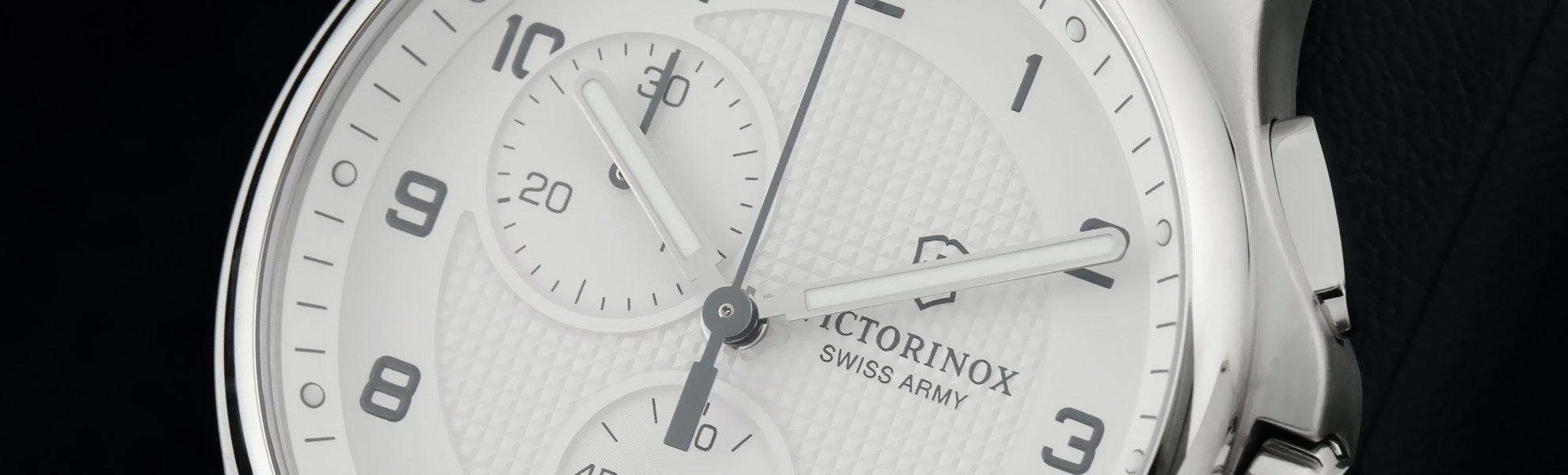 Victorinox Officer's Chronograph Watch