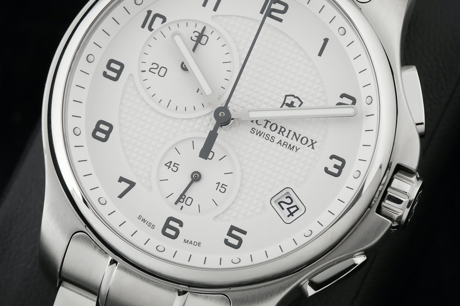 Victorinox Officer's Chronograph Watch
