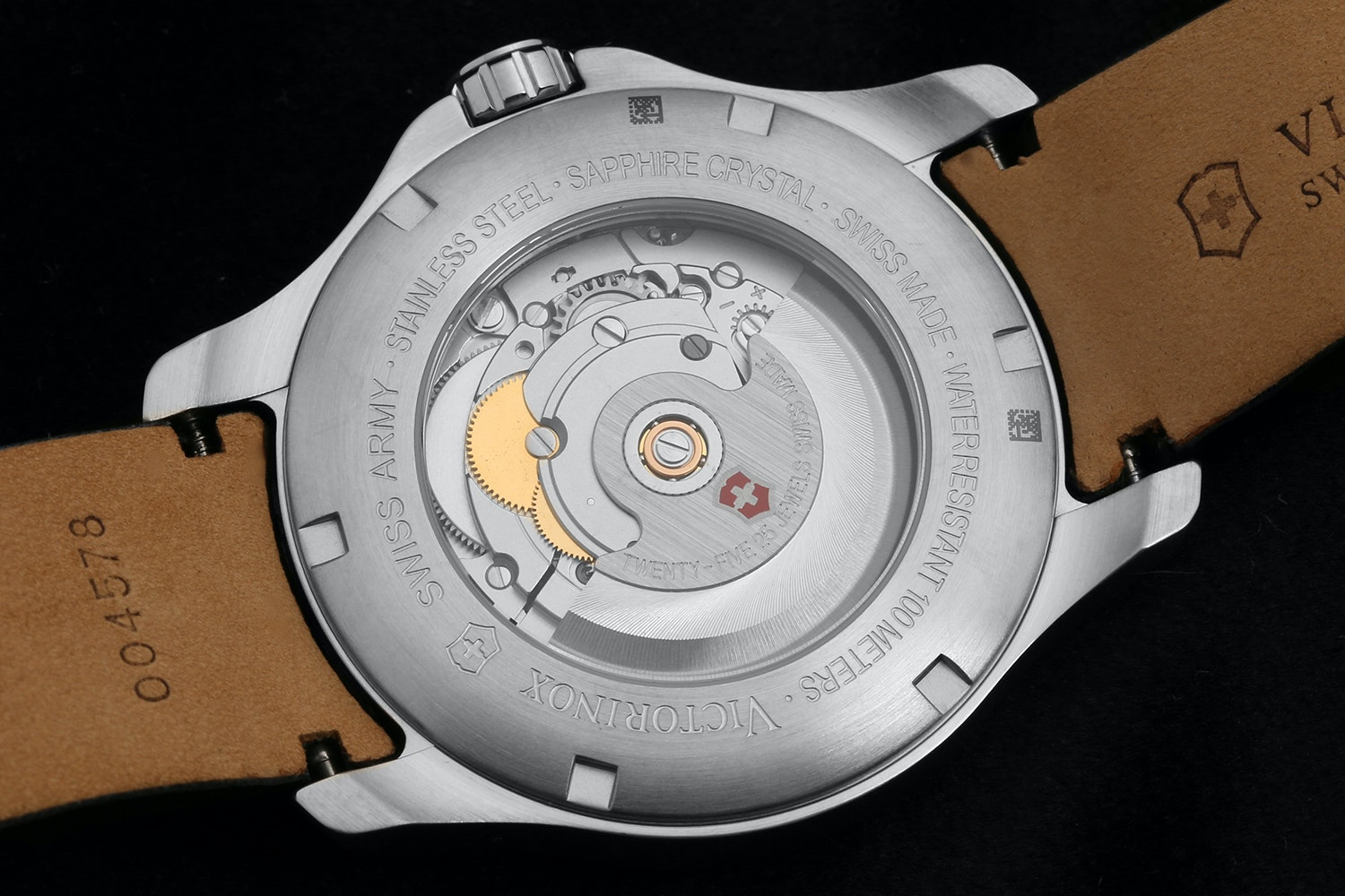 Victorinox Officer's Automatic Watch