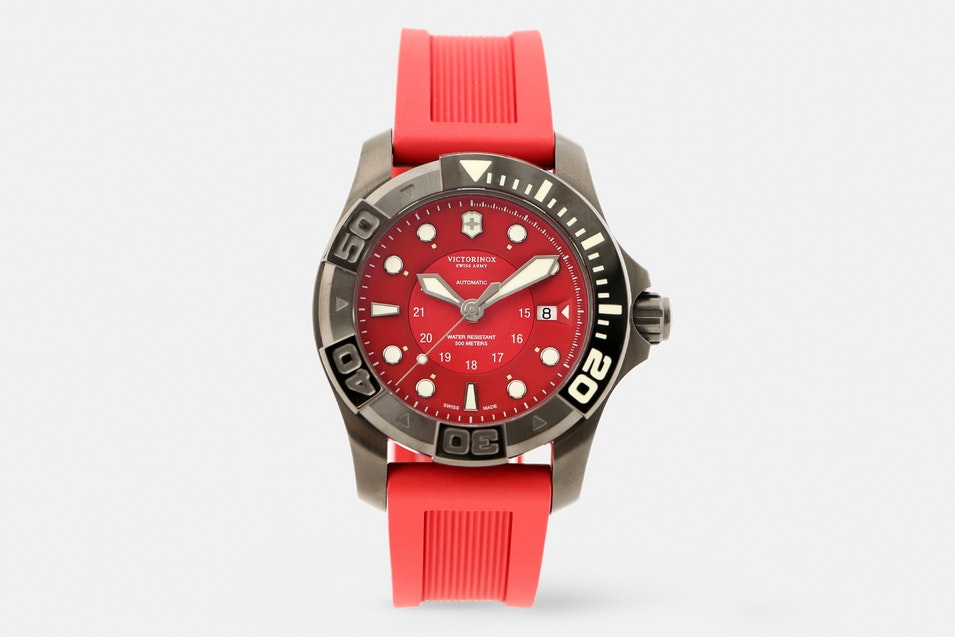 watches swiss best watch army victorinox to men s own divemaster