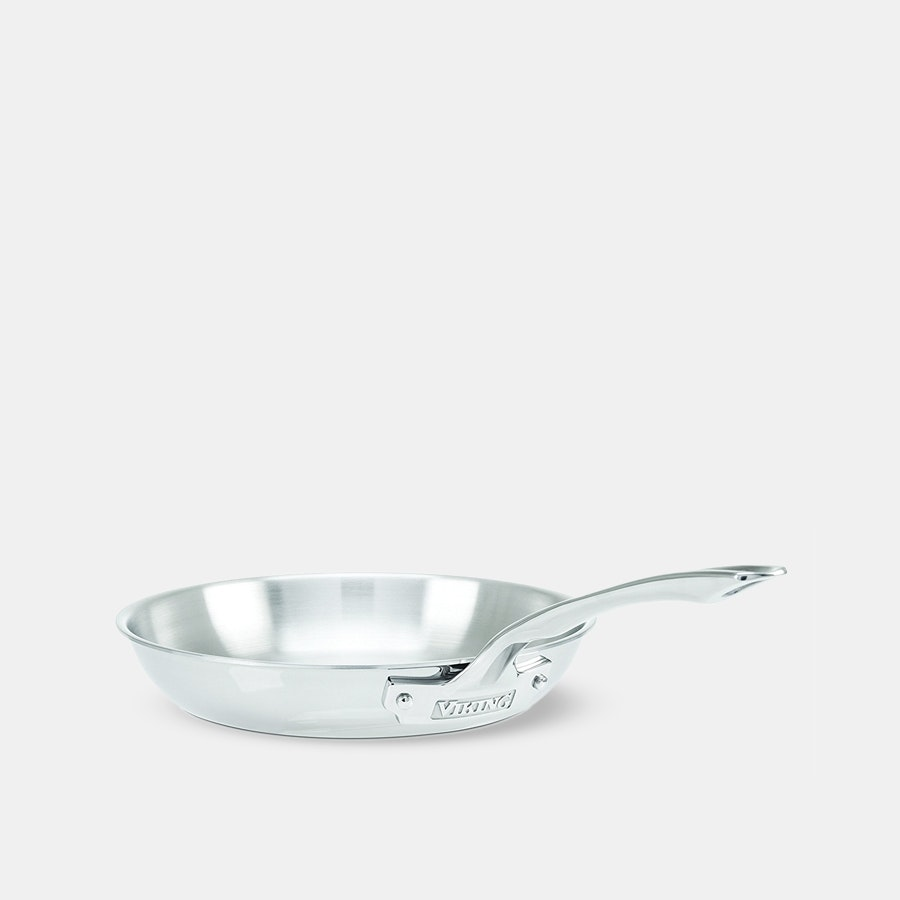 Viking 3-Ply Mirror Finish 10-Inch Fry Pan