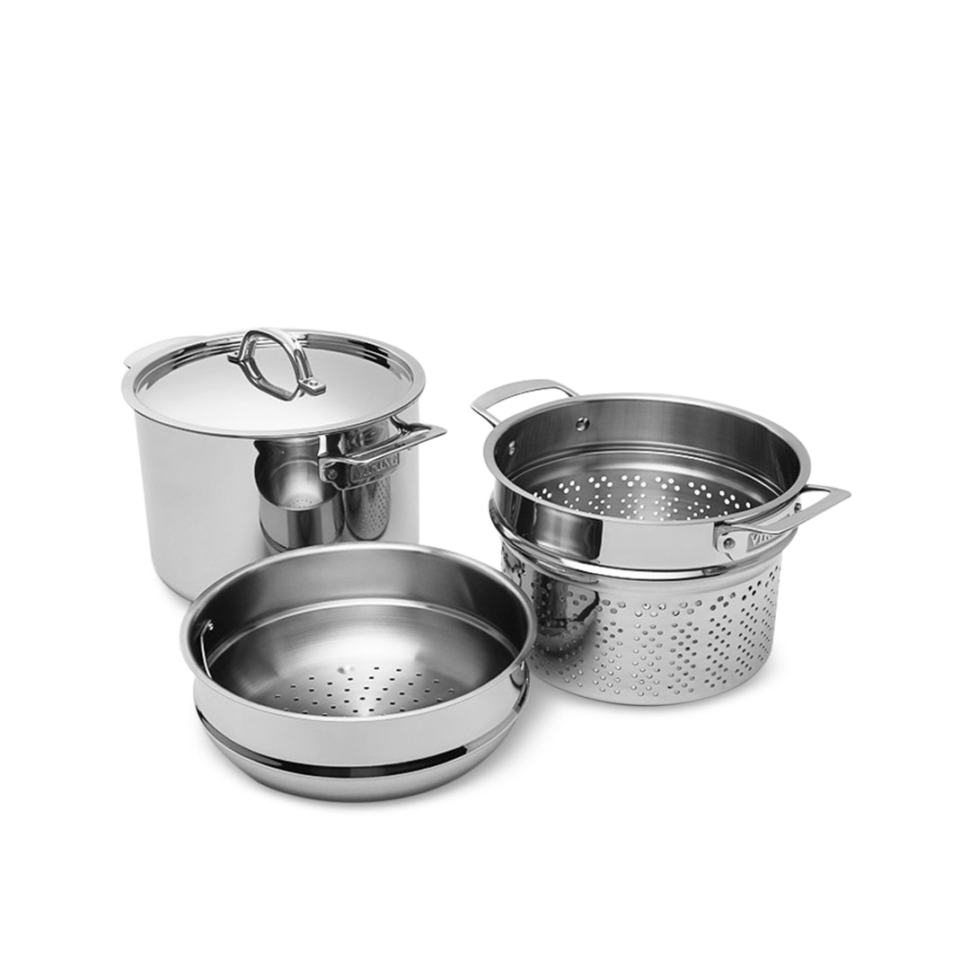 Viking 3-Ply Pot Set (4 Pieces)