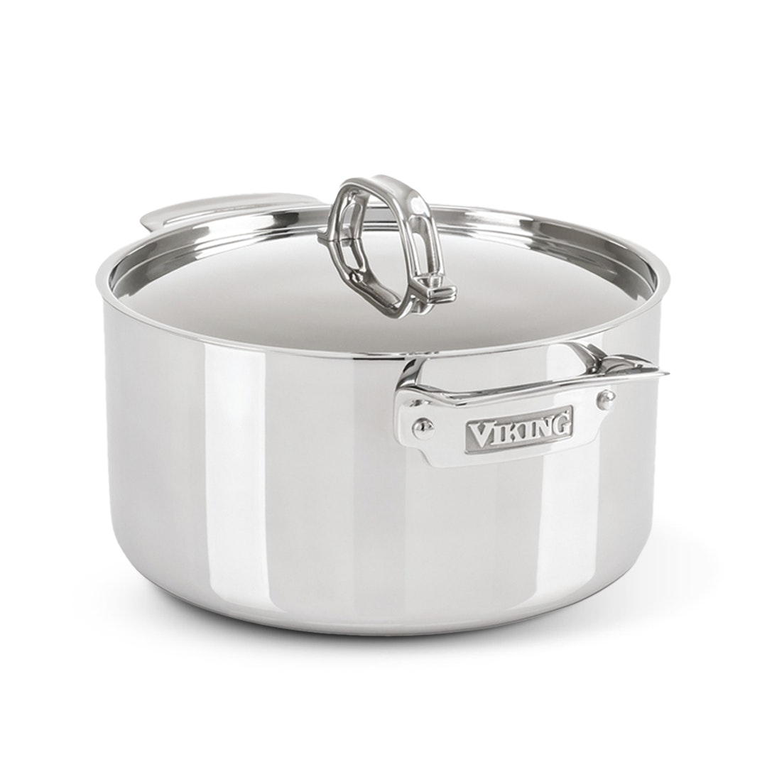 Viking 3-Ply Stock Pots