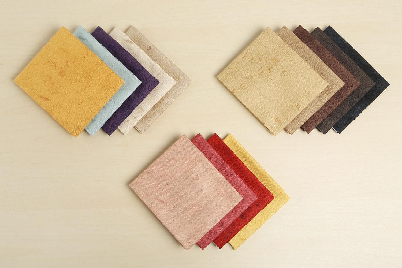 Vintage Solids Fat Quarter Bundle