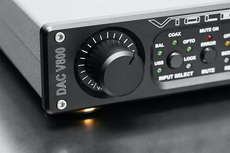 Violectric Audio DAC V800