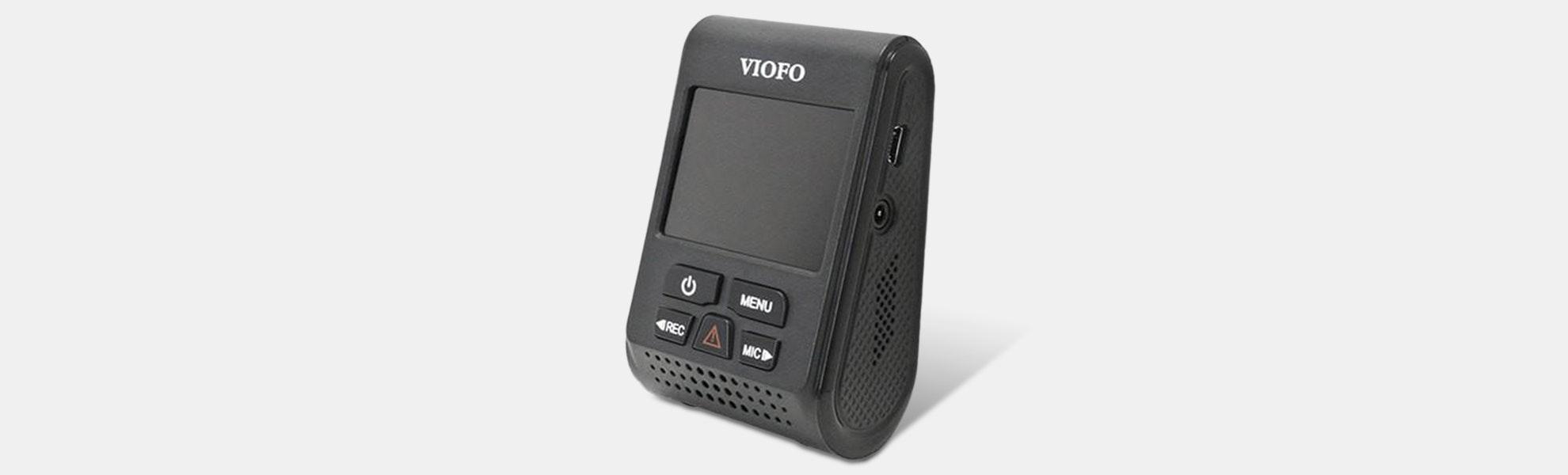 Viofo A119 V2 GPS Dash Cam
