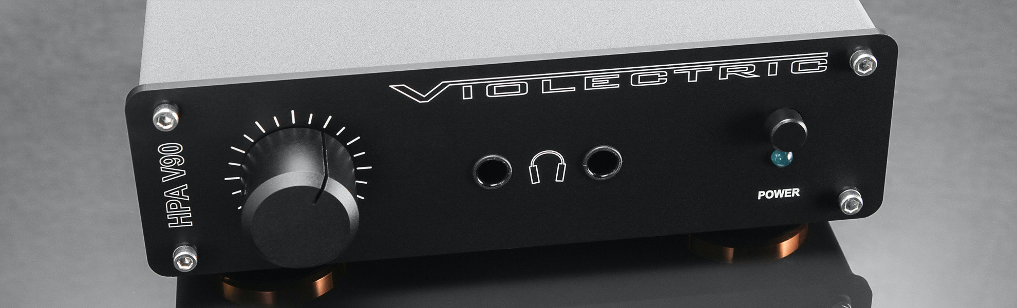Violectric Audio HPA V90 Headphone Amplifier