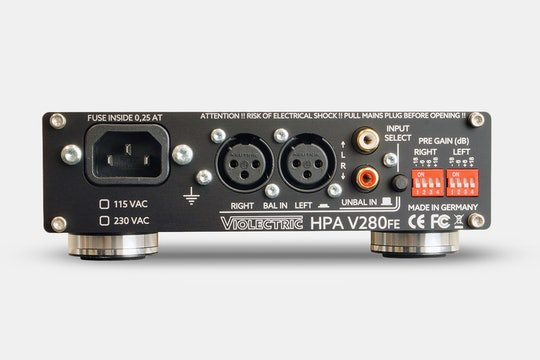 Violectric HPA V280 Final Edition Headphone Amplifier