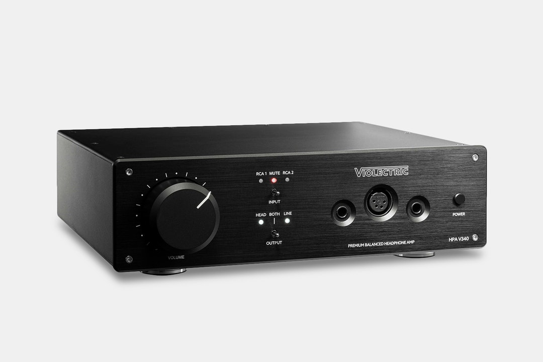 Violectric HPA V340 Headphone Amplifier