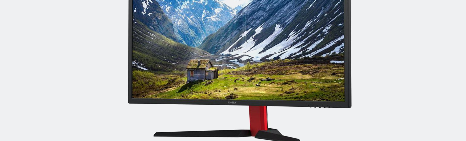 Viotek 32-Inch Curved 144Hz Gaming Monitor