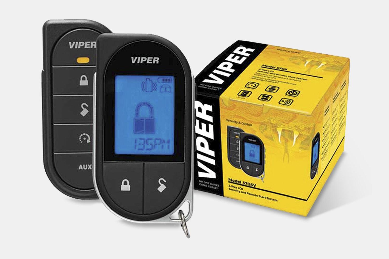 Viper Lcd 2
