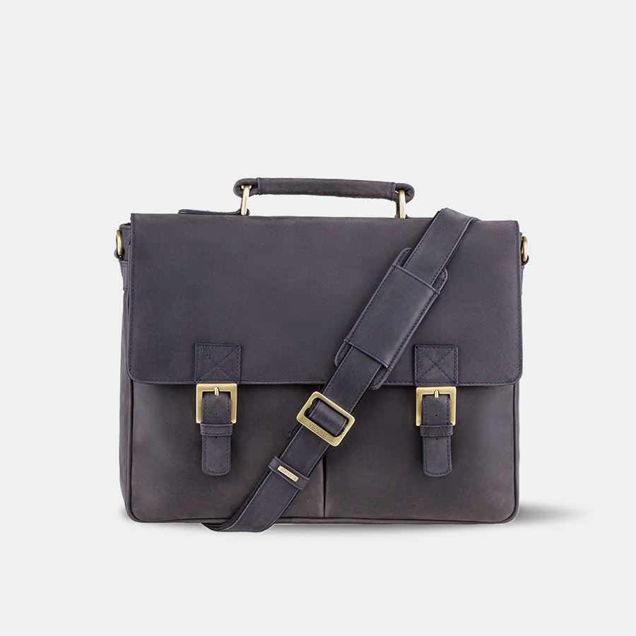 Visconti Leather Briefcases