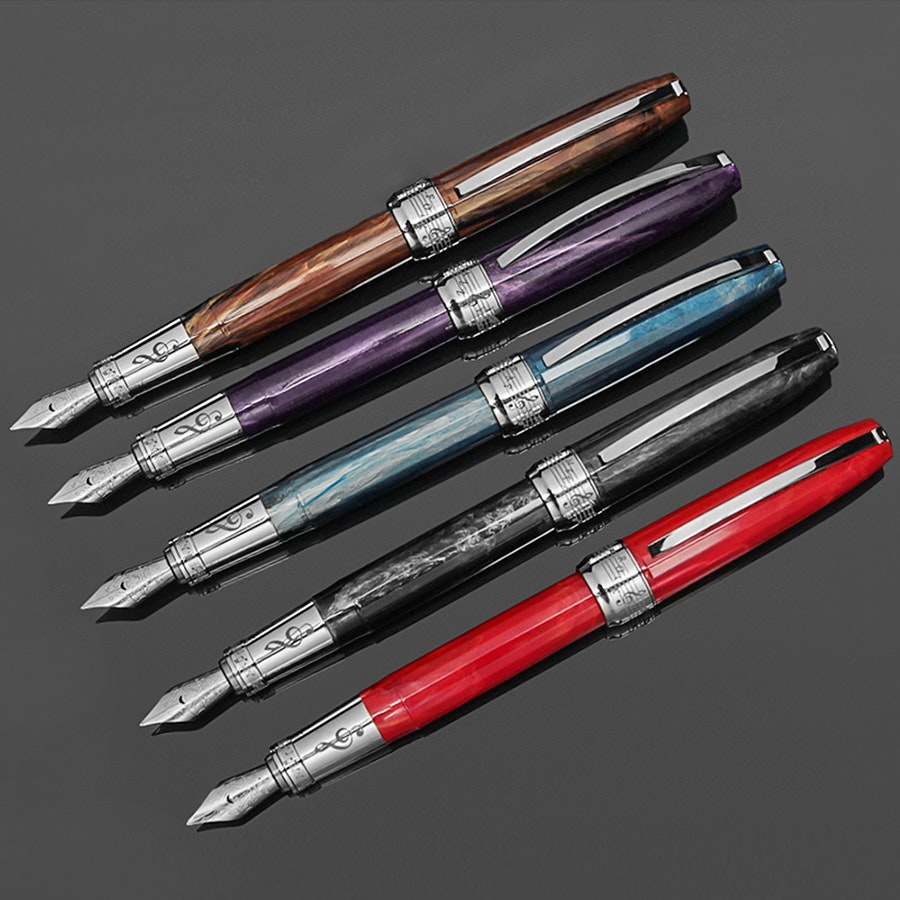 Visconti Hall of Music Fountain Pen