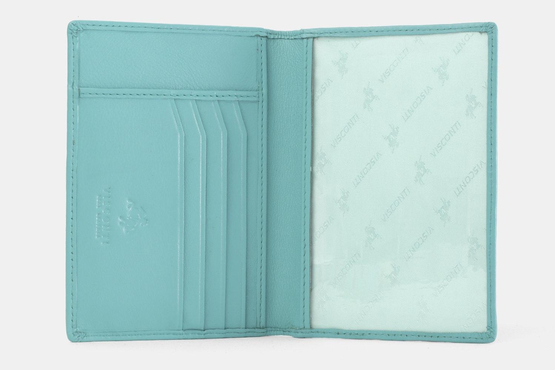 Visconti Passport Wallets