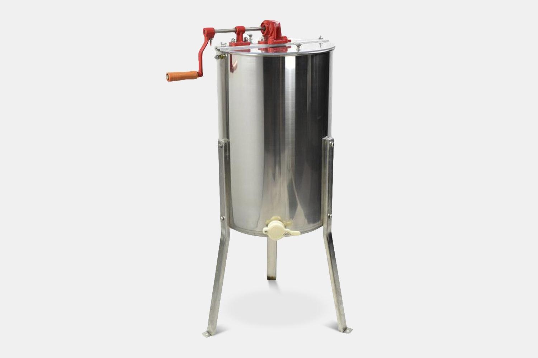 Vivo 2-Frame Stainless Steel Honey Extractor