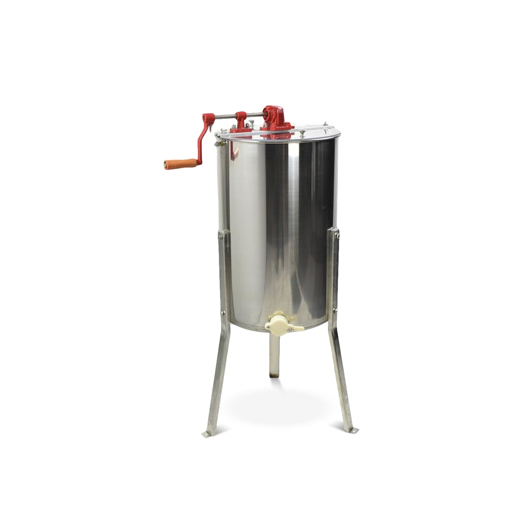 Vivo 2-Frame Stainless Steel Honey Extractor