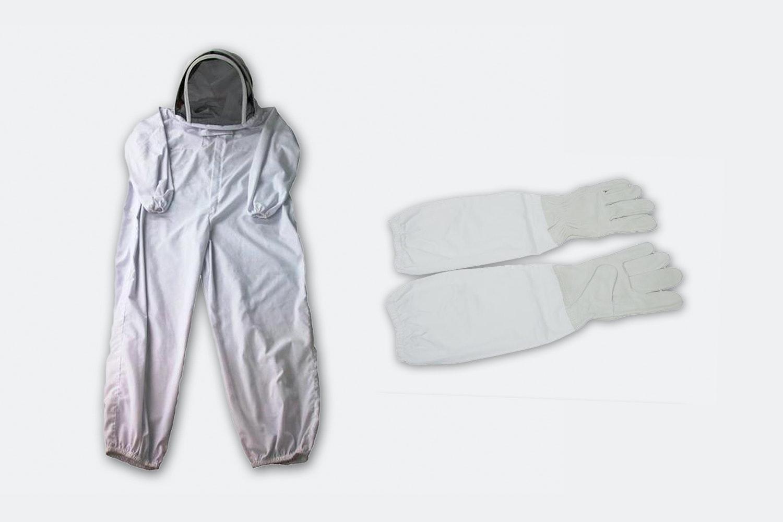 Bee Suit + Gloves (+ $55)