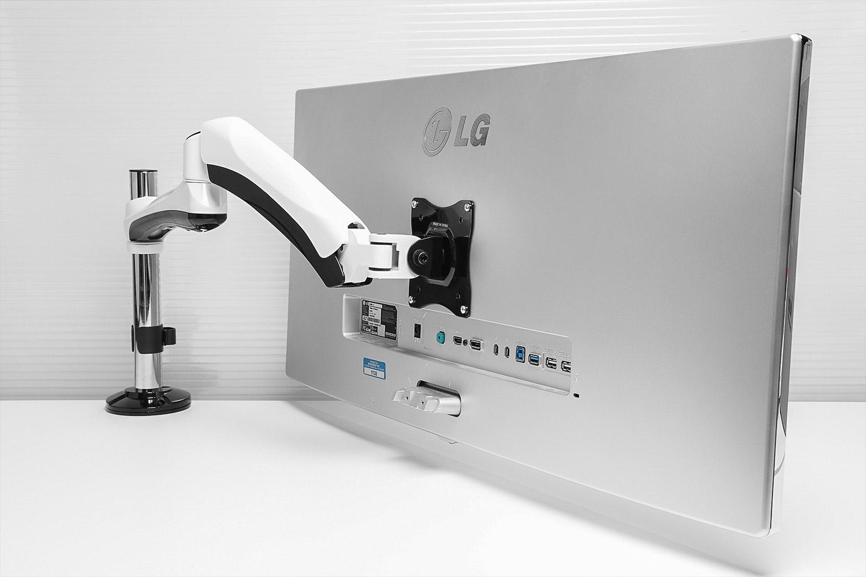 Vivo Deluxe Monitor Gas Spring Desk Mount V001W