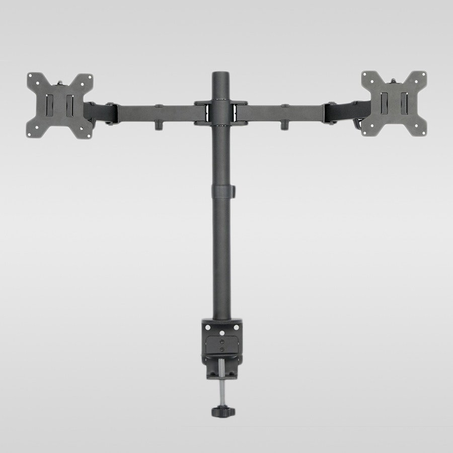 Vivo Dual LCD Heavy-Duty Desk Mount