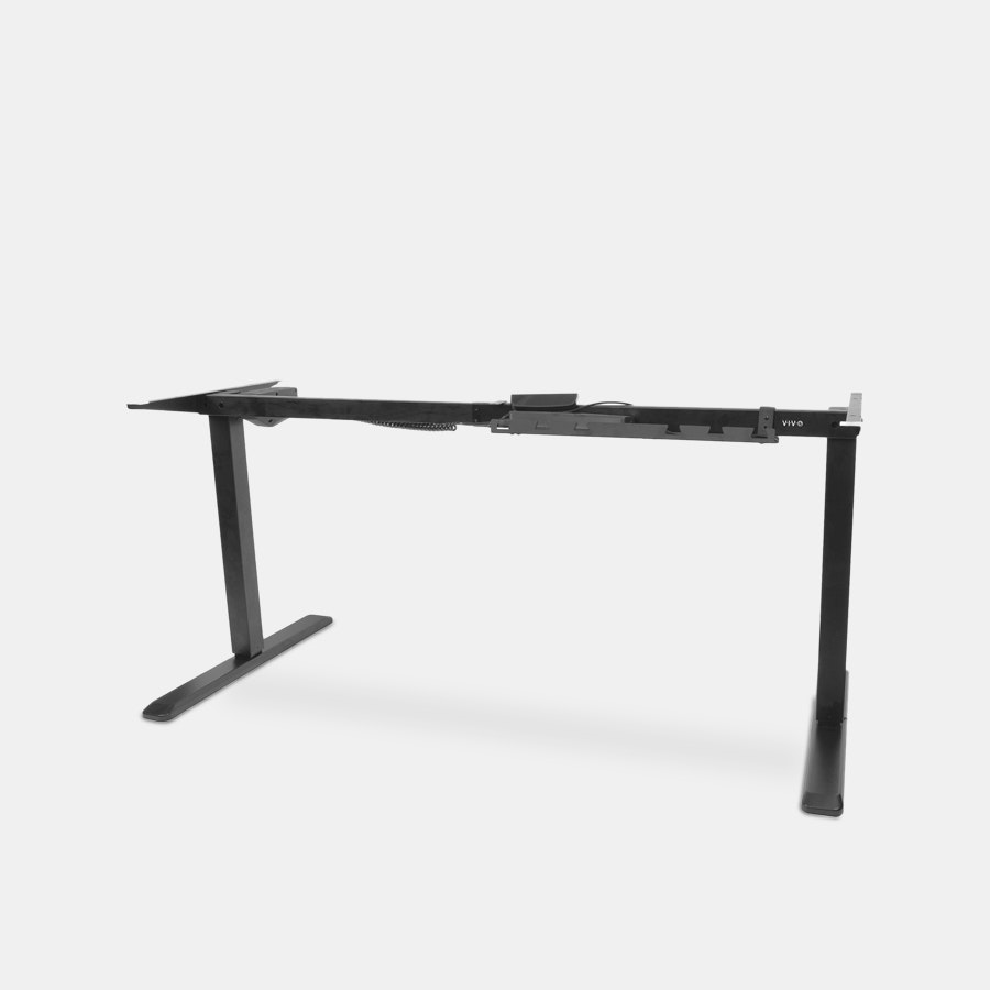 Vivo Electric/Manual Stand-Up Desk Workstations