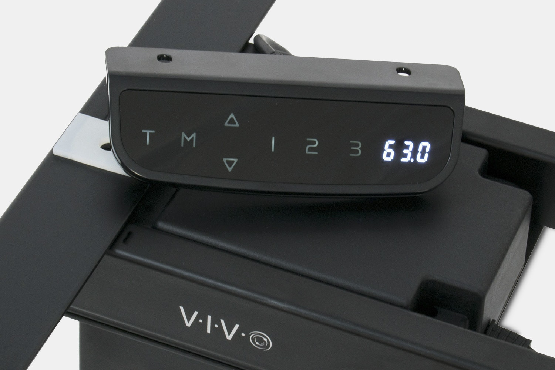 Vivo Electric/Manual Stand-Up Desk Workstations