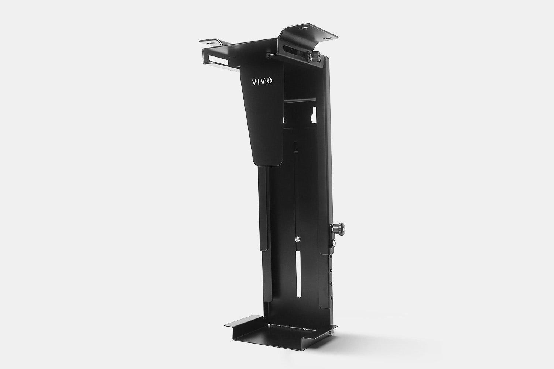 Vivo Under-Desk Adjustable PC Mount