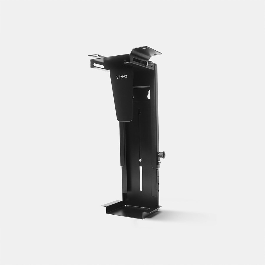Vivo Under-Desk Adjustable PC Mount