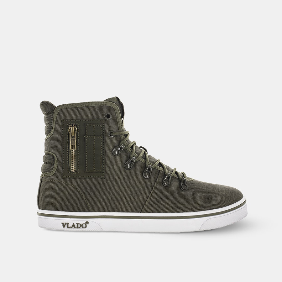 Vlado Maximus II High-Top Sneakers