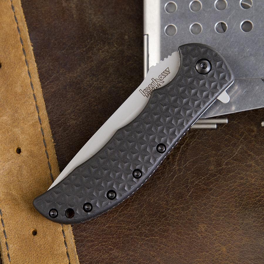 Kershaw Volt II Serrated Knife