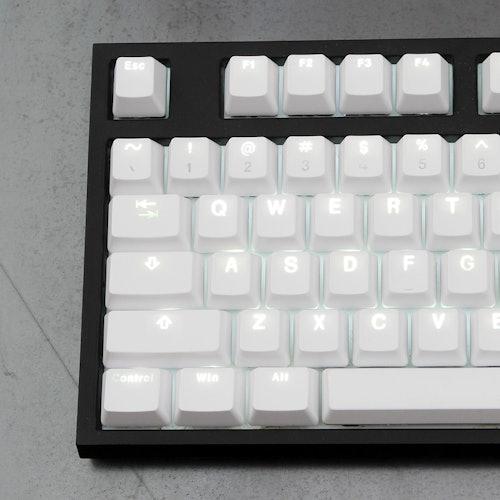 Vortex Backlit Doubleshot PBT Keycaps   Price & Reviews