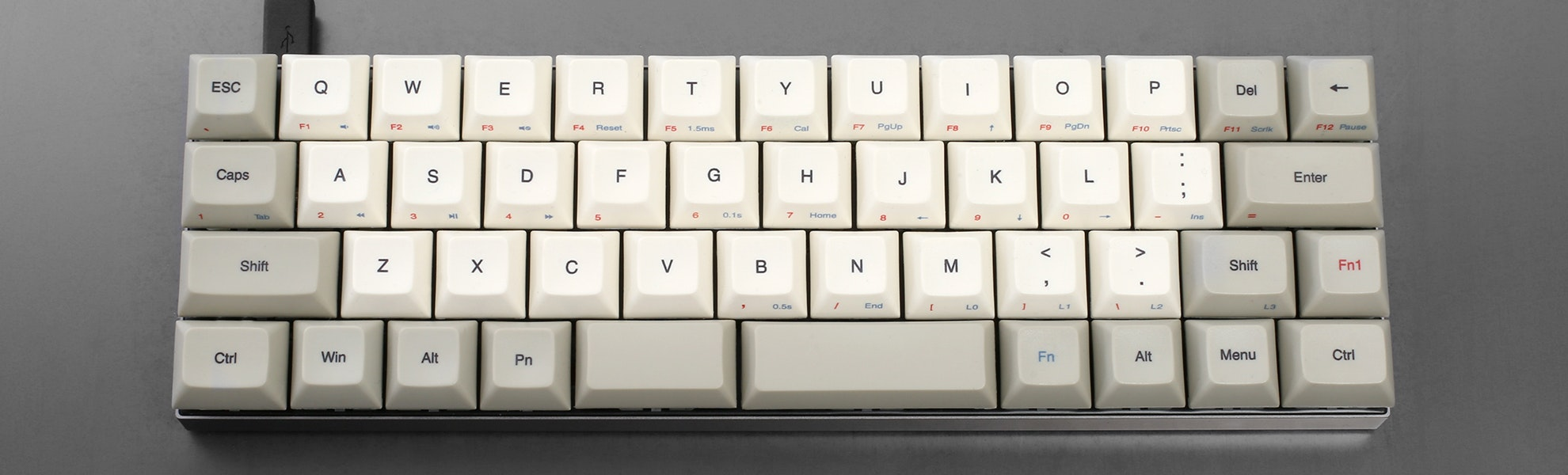 Vortex CORE 47-Key Mechanical Keyboard